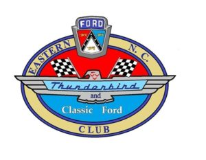Eastern North Carolina Thunderbird & Classic Ford Club
